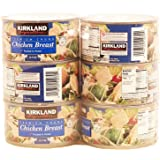 Kirkland Signature Premium Chunk Chicken Breast Packed in Water