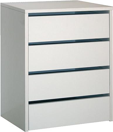 Práctica y funcional cajonera para interior de armario con una excelente capacidad para tener espaci