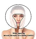 Master Massage Universal Headrest Face Cushion/face Pillow for Massage Table-black