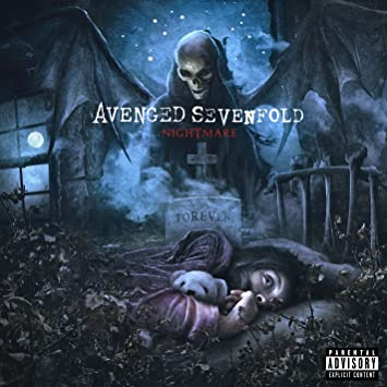 avenged sevenfold nightmare amazon com music