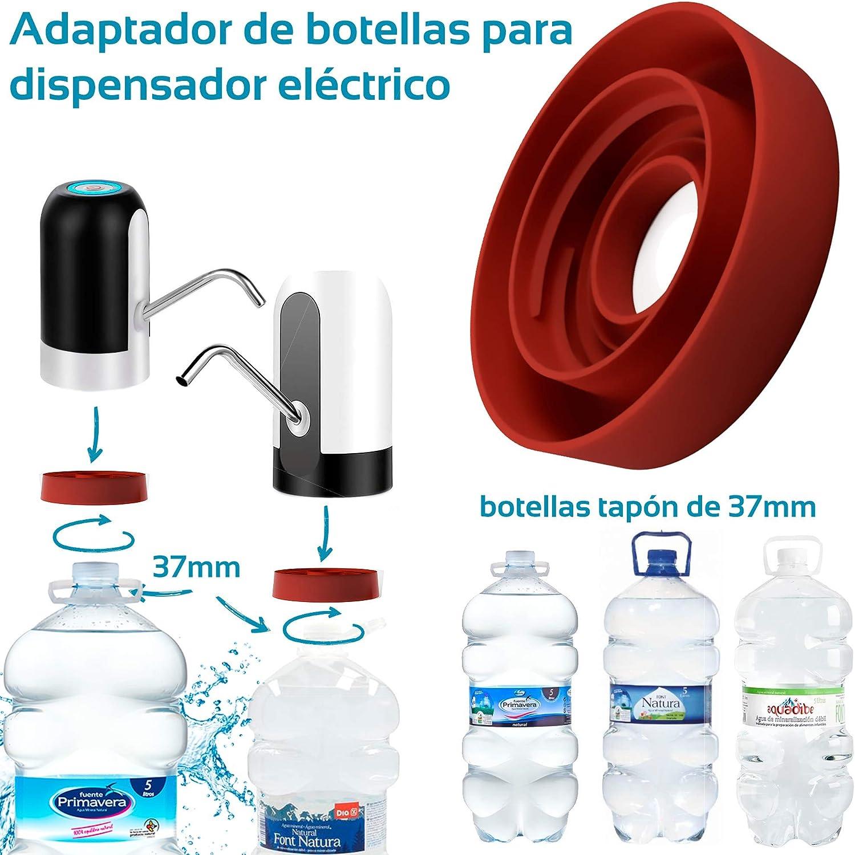 MovilCom® - Adaptador de Botella para dispensador de Agua ...