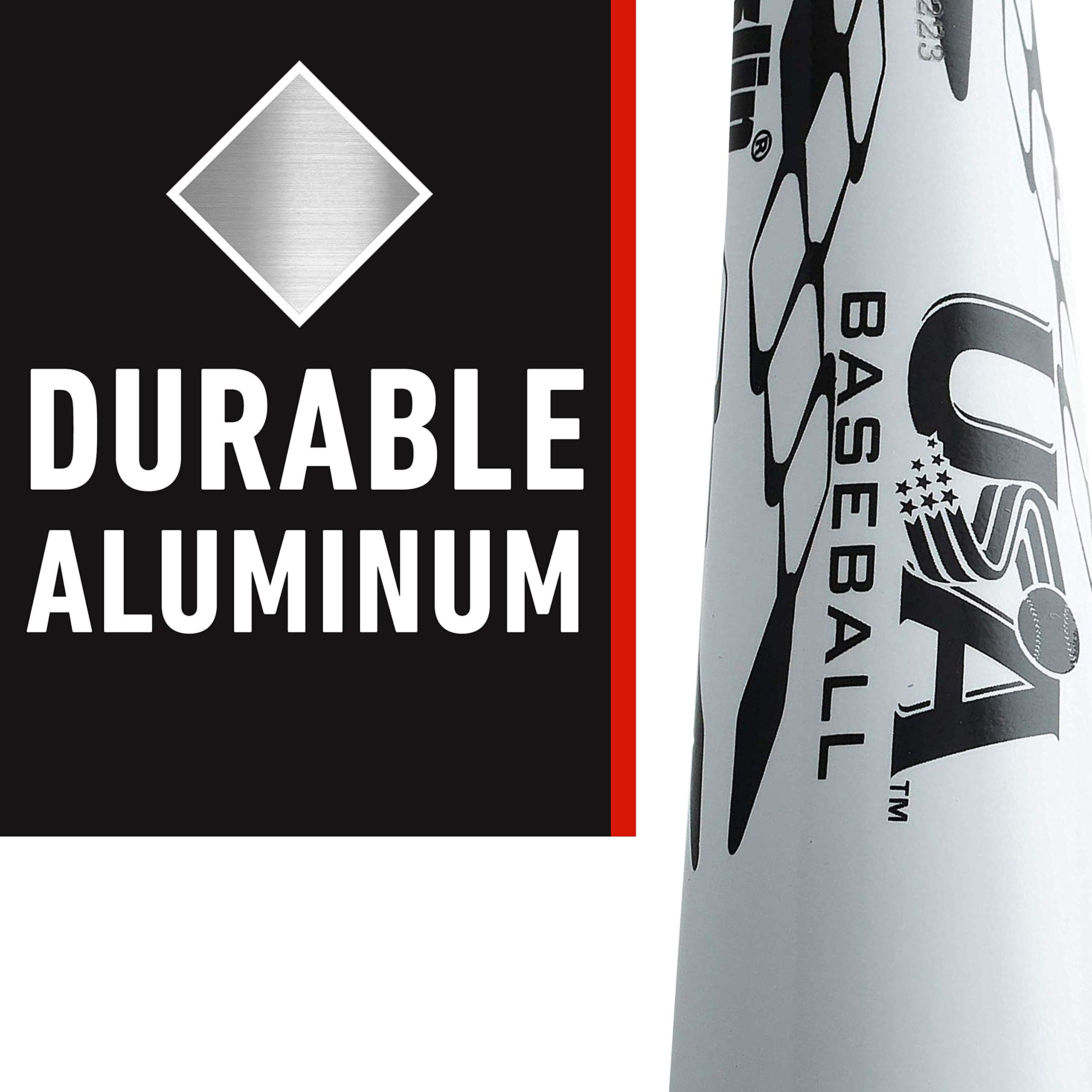 Franklin Sports Venom 1000 Official Teeball Bat Perfect for Soft Core Tee Balls, 25''/13 oz by Franklin Sports (Image #4)
