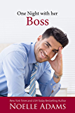 One Night with her Boss (English Edition)