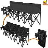 Amazon Com Kwik Goal 9b906 6 Seat Kwik Bench Soccer