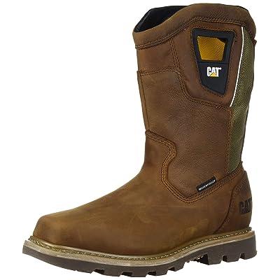 Caterpillar Men's Stillwell Waterproof Steel Toe Industrial Boot | Industrial & Construction Boots
