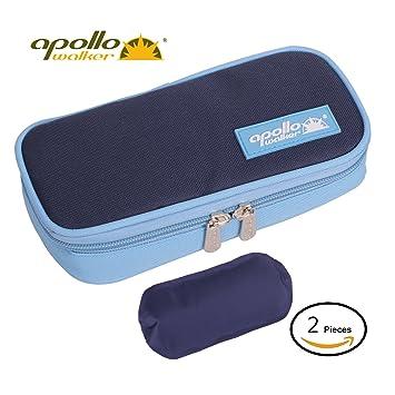 Apollo Walker Diabetes Organizer Medical Cooler Refrigerador ...