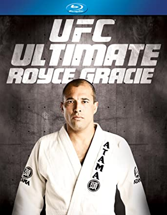 Amazon ufc ultimate royce gracie blu ray royce gracie not ufc ultimate royce gracie blu ray altavistaventures Images