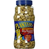 Planters Peanuts, Lightly Salted, Dry Roasted, 16 Ounce