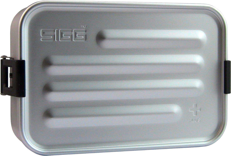 Sigg Metal Box Plus S Alu, Silver, 1.2 L