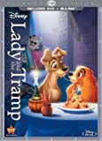 Lady and the Tramp (Diamond Edition) (DVD + Blu-ray) (Bilingual)