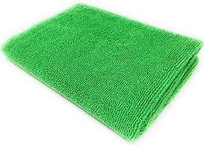 MICROFIBER TOWELS GREEN 40x40 CM 24 Pieces