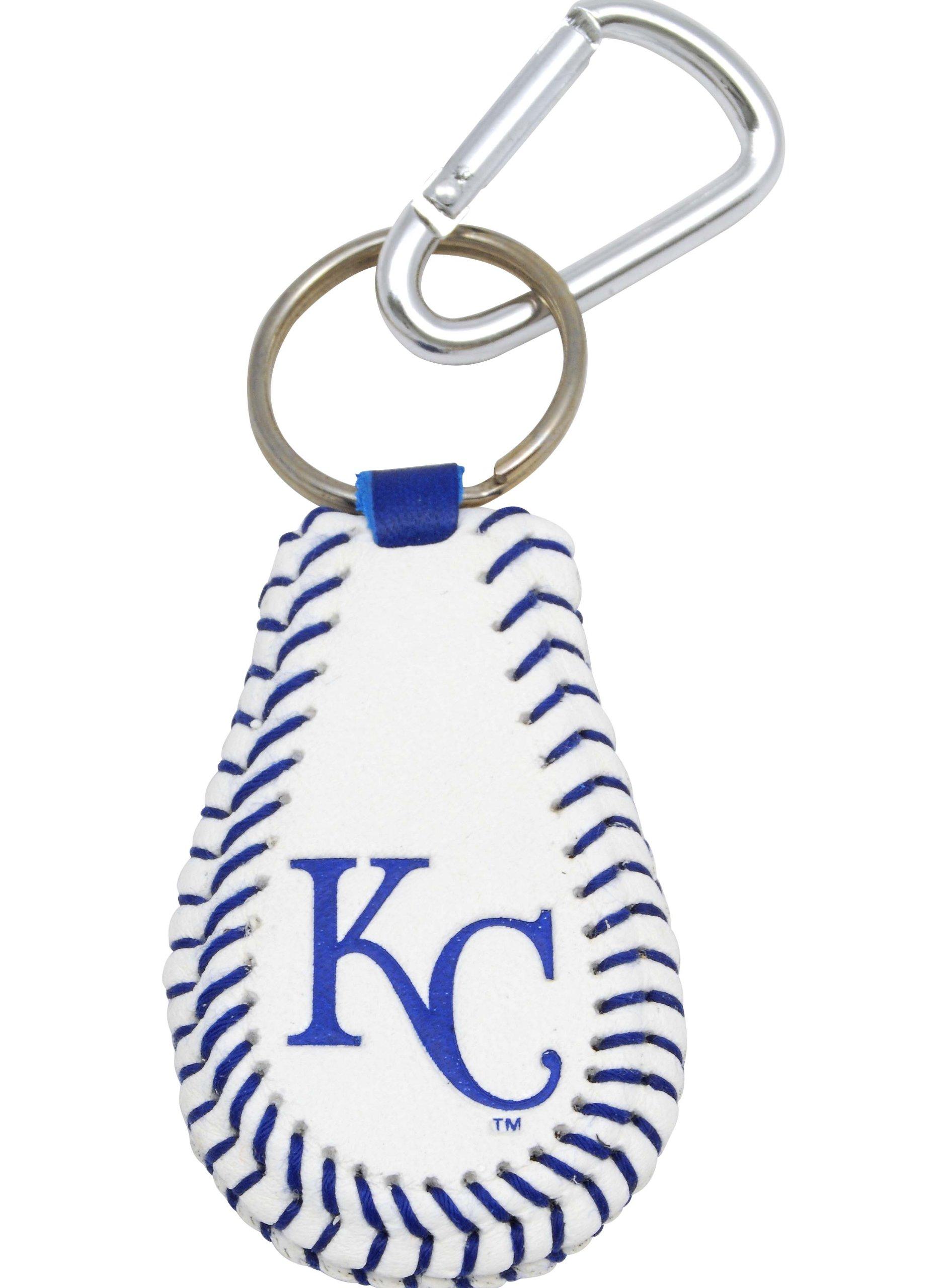 MLB Kansas City Royals Baseball Keychain