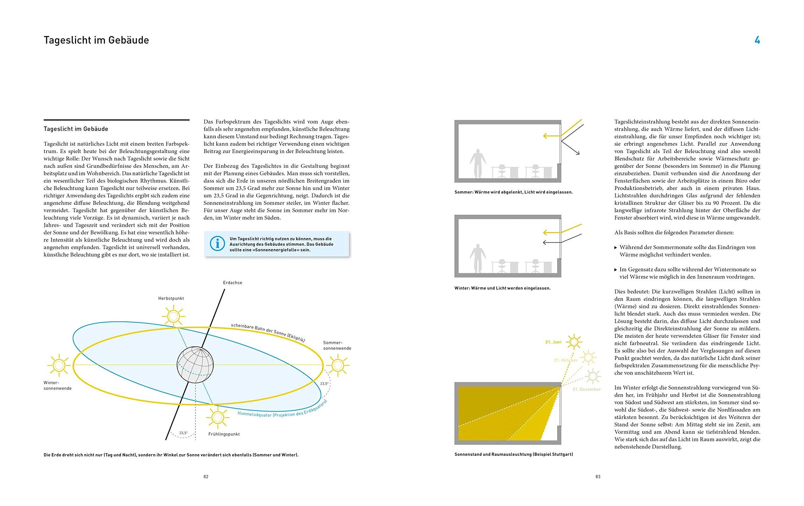 Licht und Beleuchtung: Handbuch und Planungshilfe: Amazon.de ...
