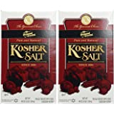 Diamond Crystal Kosher Salt, 3 lbs - Pack of 2
