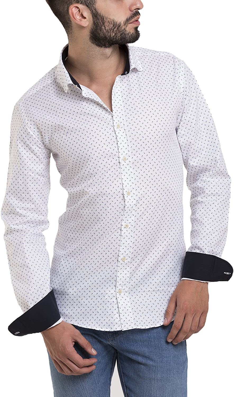 Atelier Boldetti - Camisa Oxford - para Hombre - Estampado de ...