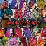 Manic Panic - Pillar Box Red Cream Hair Color - 4