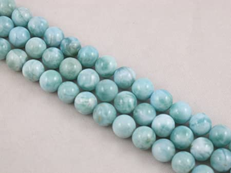 Size 22x13x8 MM Larimar Suppliers AG-10118 Jewellery Making Gemstone Dominican Republic Attractive Natural Authentic Larimar Cabochon