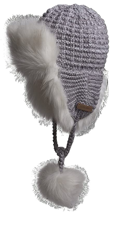 d3a7d901e6f Amazon.com  Screamer Women s Magnolia Earflap