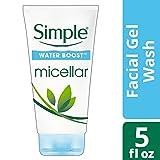 Simple Water Boost Micellar Facial Gel