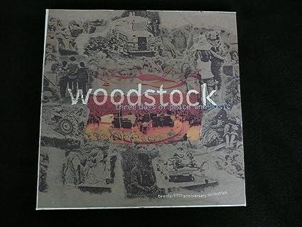 woodstock 25th anniversary cd