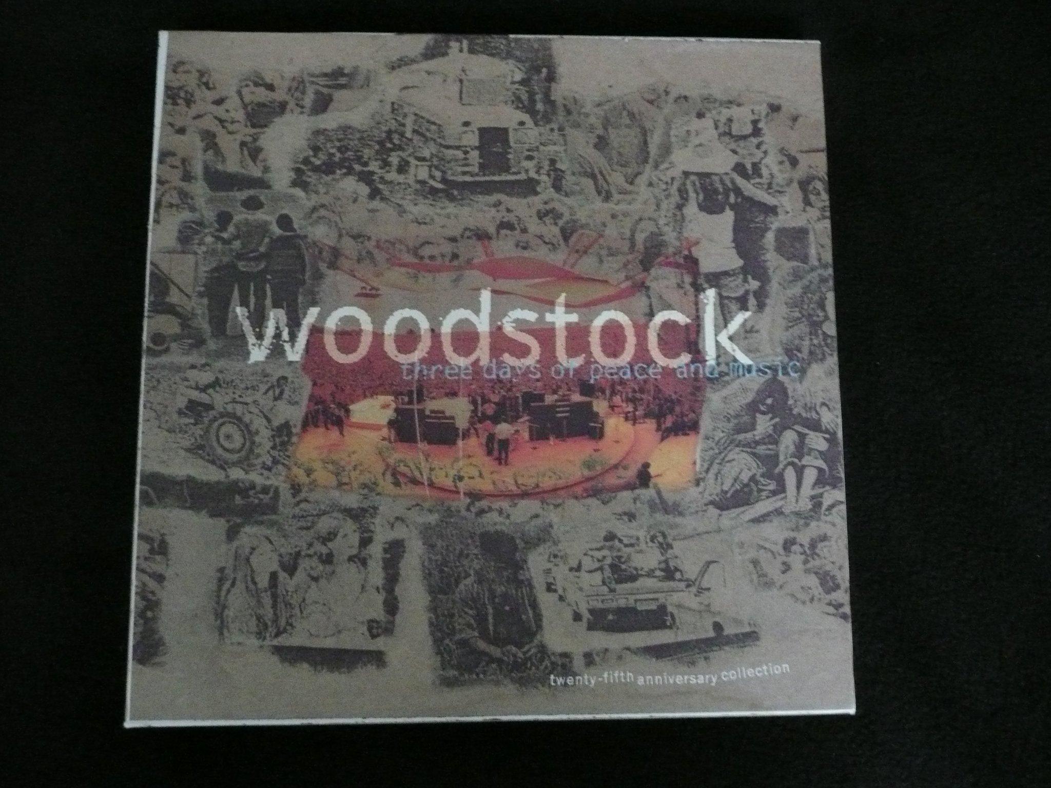 Woodstock: 25th Anniversary by Atlantic