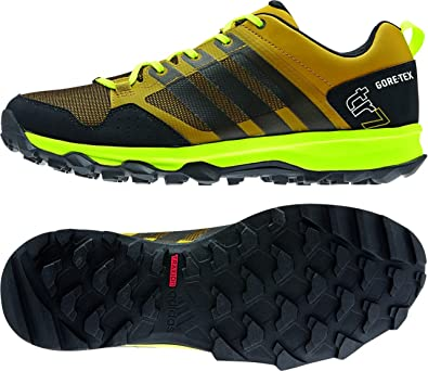 adidas Performance Kanadia TR 7 Goretex Men Trail Running Shoes Beige  B27303 83eb7c2f8b3