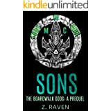 Sons (Boardwalk Gods Book 1)