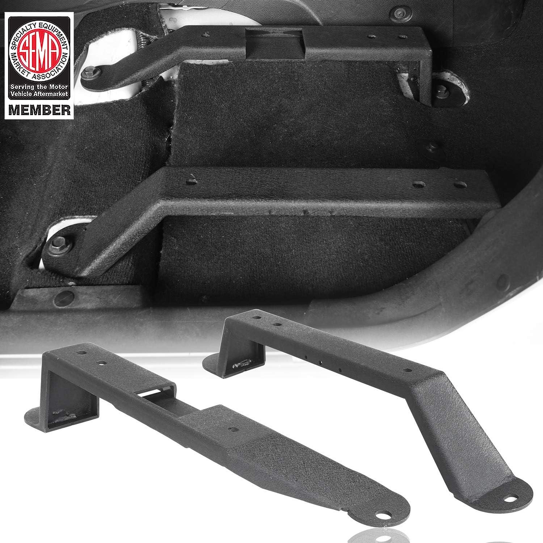 u-Box Jeep Wrangler JK 2011-2018 Driver Side Bracket Seat Adapter for Front Driver Side
