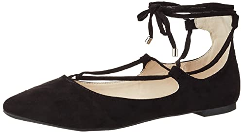 Another Pair of Shoes BeaE1, Damen Geschlossene Ballerinas, Schwarz (Black01), 38 EU (5 Damen UK)