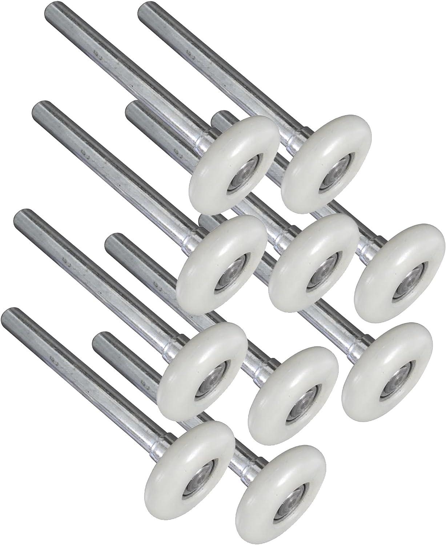 best garage door rollers
