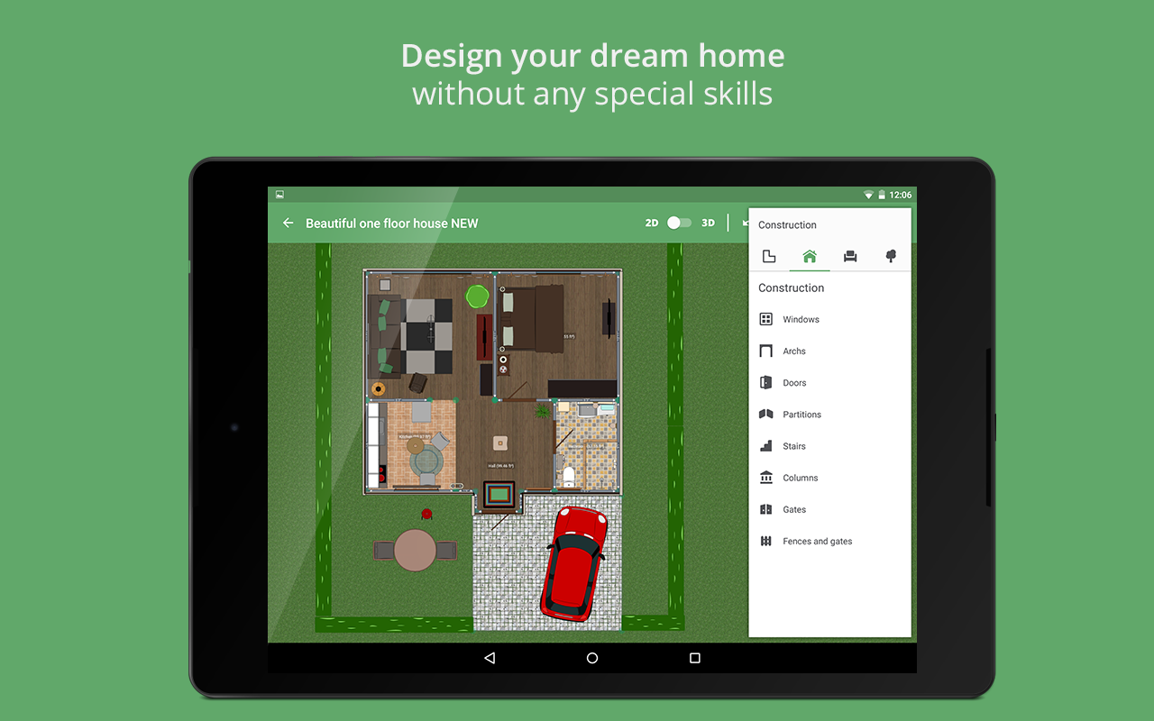 planner 5d apk for pc