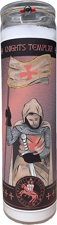 Knights Templar Altar Candle