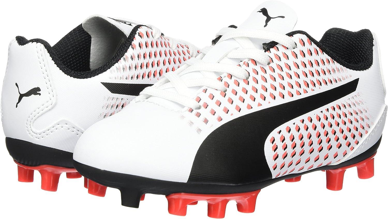 PUMA Chaussures Football Enfant Adreno II FG Jr: