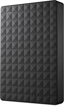 Seagate Expansion 4TB USB 3.0 Portable Hard Drive