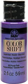 product image for FolkArt Color Shift Acrylic Paint in Assorted Colors (2 ounce), Purple Flash