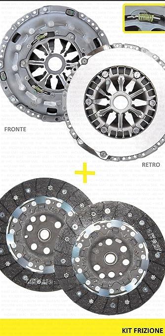 600 0199 00 Kit Embrague 3 piezas + Volante bimassa Luk Original nuevo: Amazon.es: Coche y moto