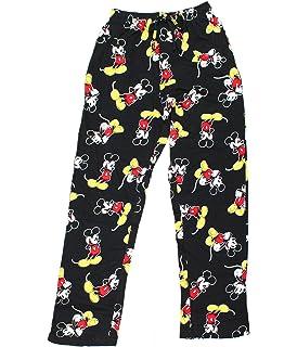 348802f530e Amazon.com: Disney Mickey Mouse Pajama Pants: Clothing