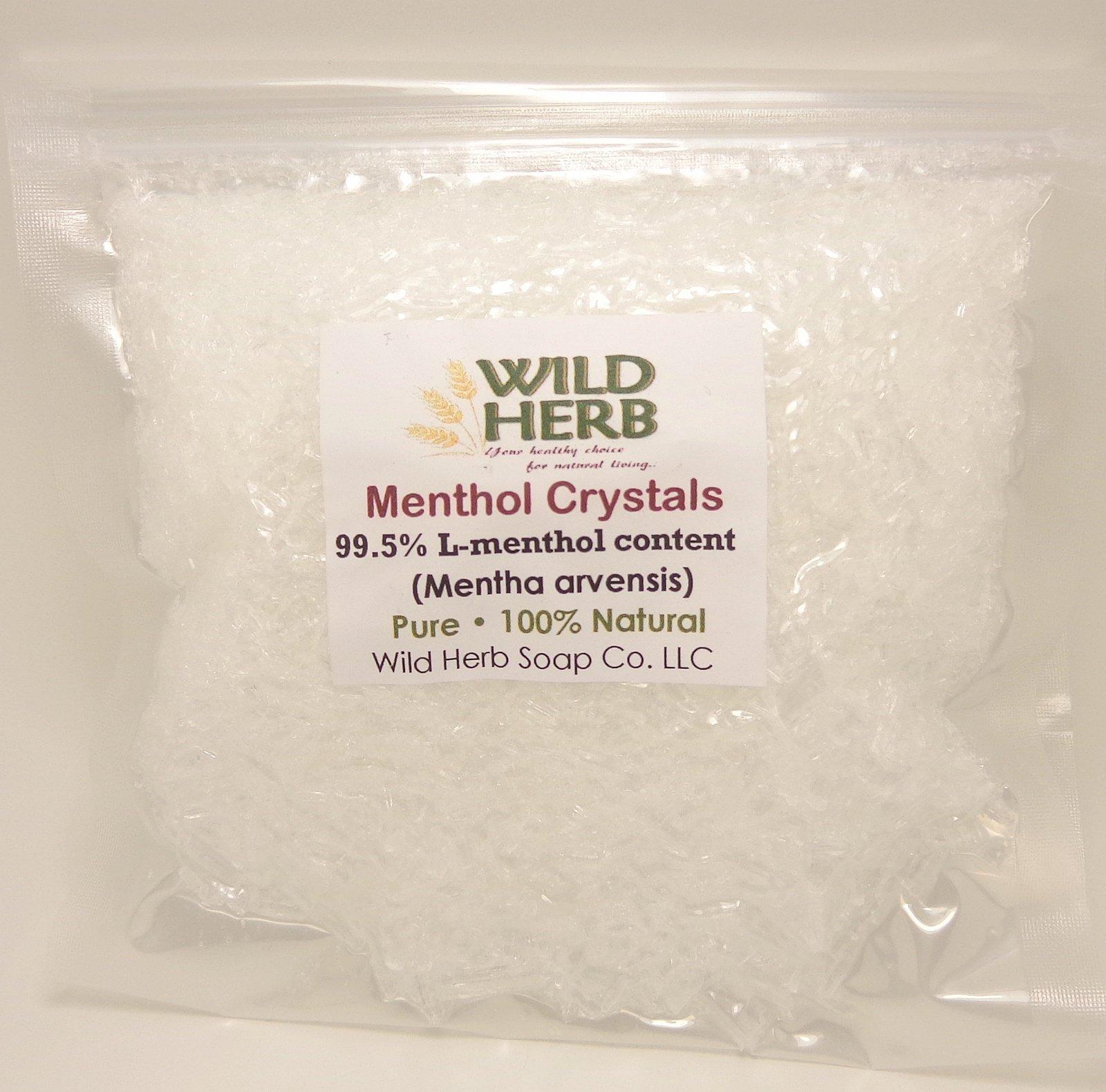 Menthol Crystals Organic