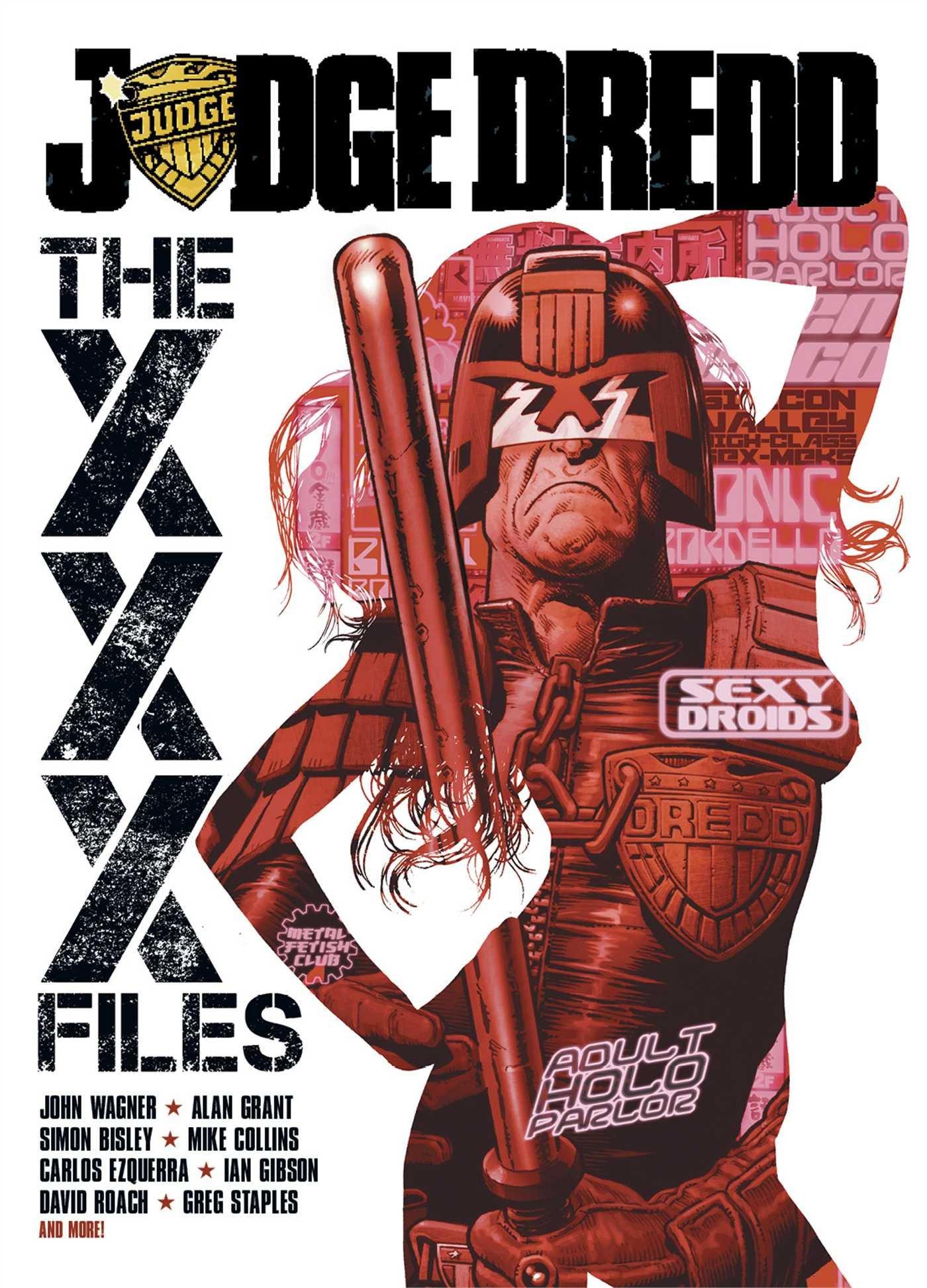 Judge Dredd: The XXX Files PDF ePub ebook