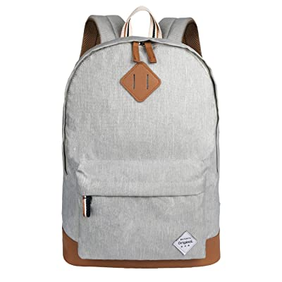 Advocator Lightweight College School Backpack Casual Daypack