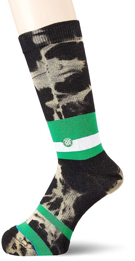 Stance Boston Celtics - Calcetines de la NBA Verde verde L: Amazon ...
