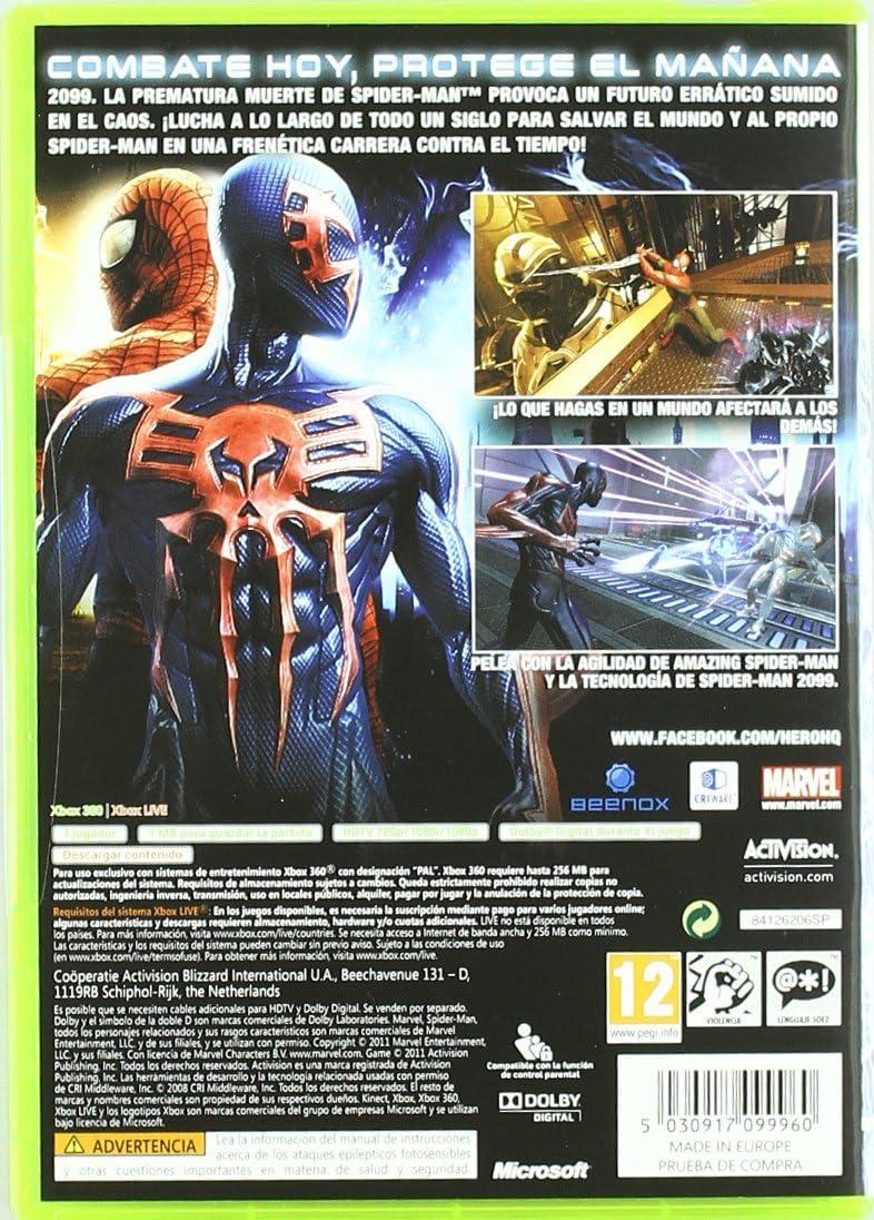 Spider-Man: Edge of Time: Amazon.es: Videojuegos