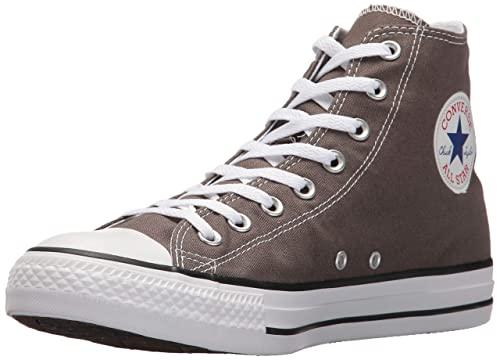 92f641f24f1a Converse Unisex-Adult Mens Chuck Taylor All Star Canvas High Top ...