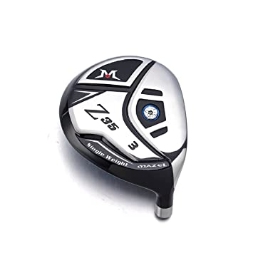 Mazel Golf Fairway Wood 3 and 5 Head Golf Club Head Z35 para ...