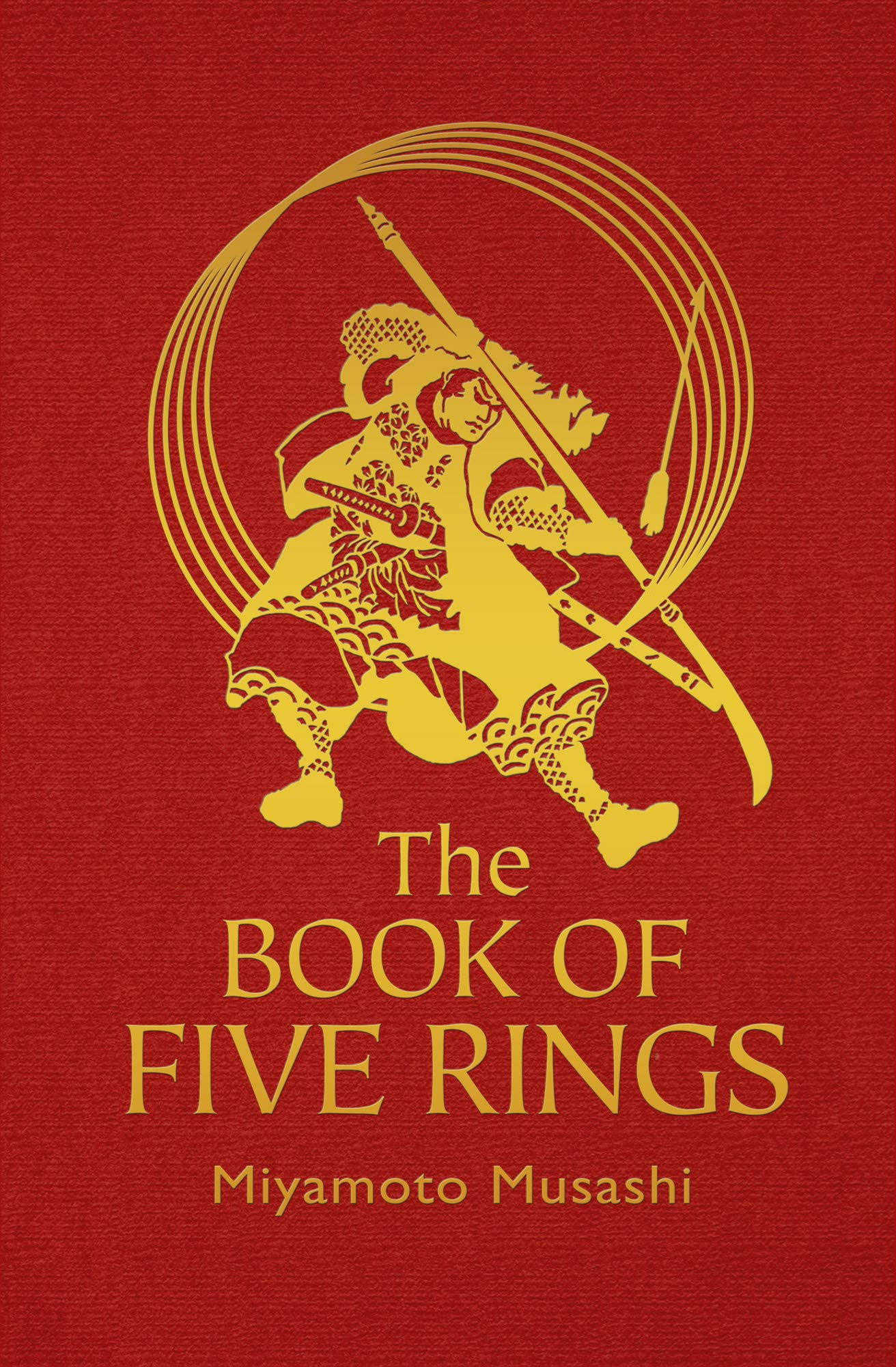 The Book Of Five Rings  The Strategy Of The Samurai