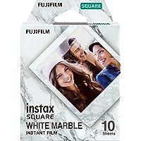 instax VIERKANT film, Whitemarble, 10 shot pack