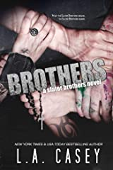 BROTHERS (Slater Brothers Book 6) Kindle Edition
