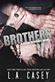BROTHERS (Slater Brothers Book 6)