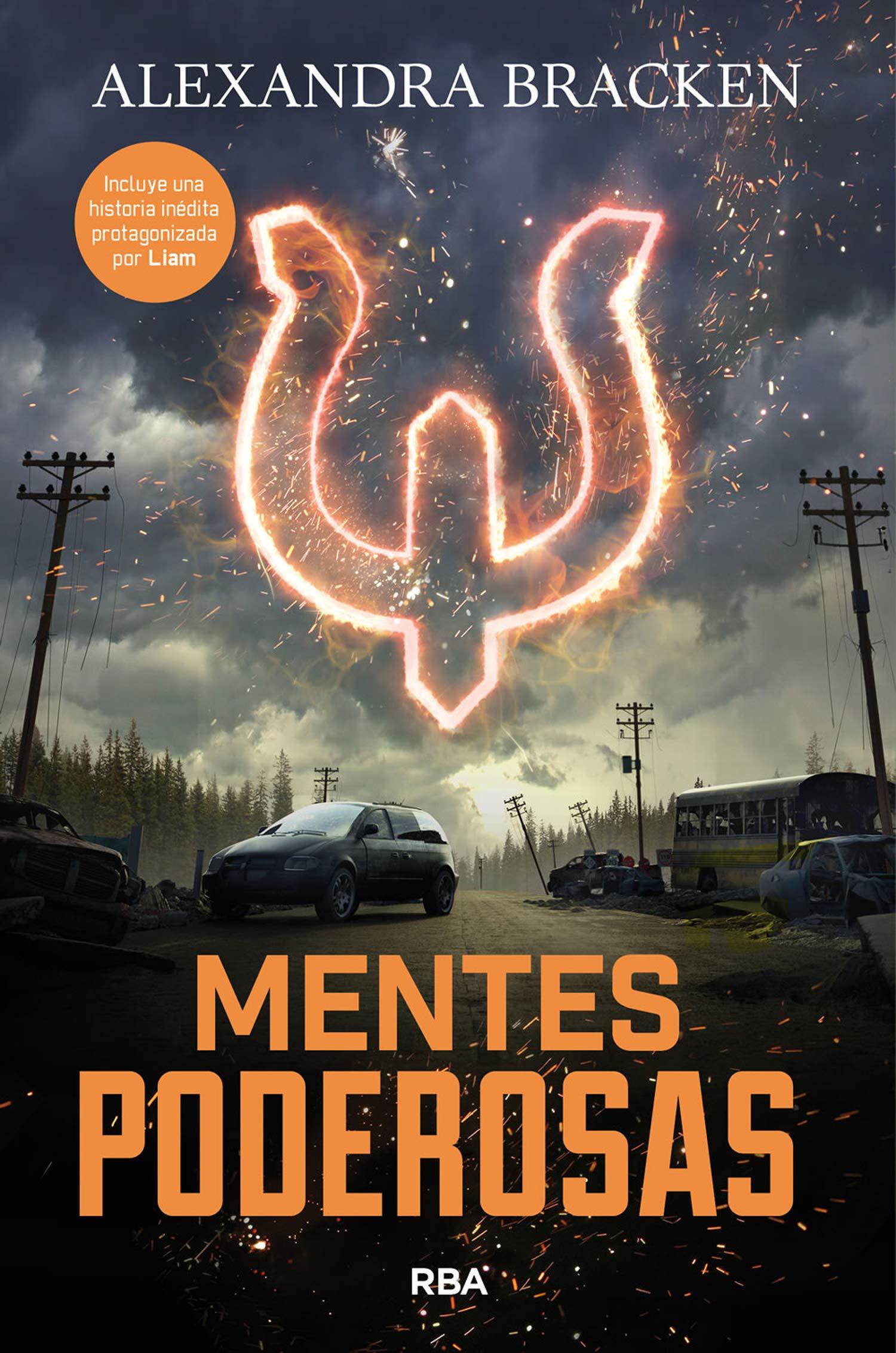 Mentes poderosas 1 (Nueva edición): Bracken, Alexandra: Amazon.com.mx:  Libros
