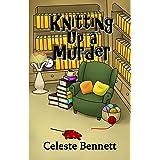 Knitting Up a Murder: A Yarn Genie Mystery (Yarn Genie Mysteries Book 1)